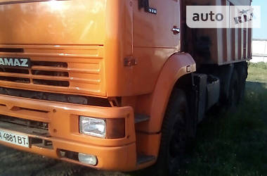 КамАЗ 6520 2006 в Черкассах