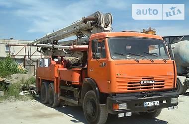 КамАЗ 6520 2008 в Харкові