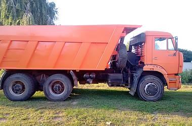 КамАЗ 6520 2007 в Борисполе