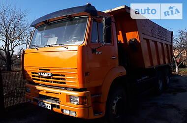 КамАЗ 6520 2006 в Днепре