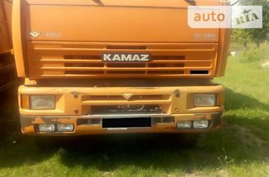 КамАЗ 6520 2007 в Ямполе