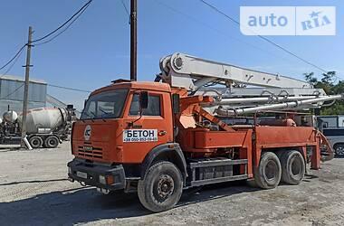 КамАЗ 6520 2008 в Мариуполе