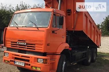 КамАЗ 6520 2007 в Львове