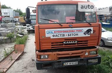 Бетономешалка (Миксер) КамАЗ 6520 2007 в Фастове