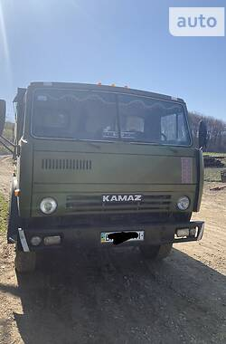 Самосвал КамАЗ КамАЗ 2007 в Черновцах