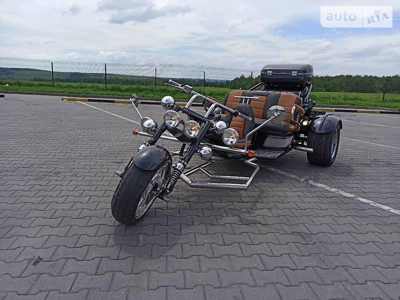 Кастом Кастом Silver Trike