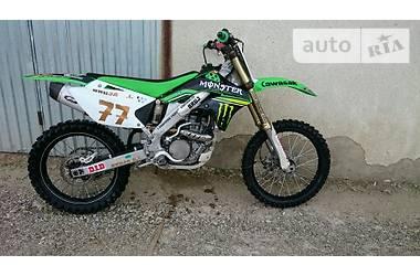 Kawasaki 250 2009 в Чернівцях