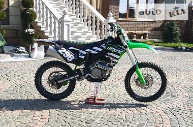 Kawasaki 250 2016 в Черновцах