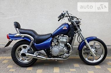 Kawasaki EN 500 1995 в Снятине