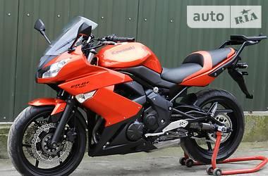 Kawasaki ER-6 F ABS 2012