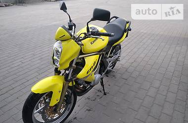 Мотоцикл Спорт-туризм Kawasaki ER-6N 2015 в Житомире