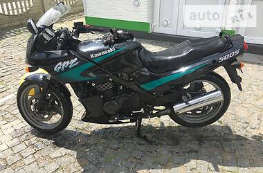 Kawasaki GPZ 1998 в Долині