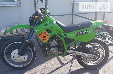 Kawasaki KDX 2000 в Кам'янському