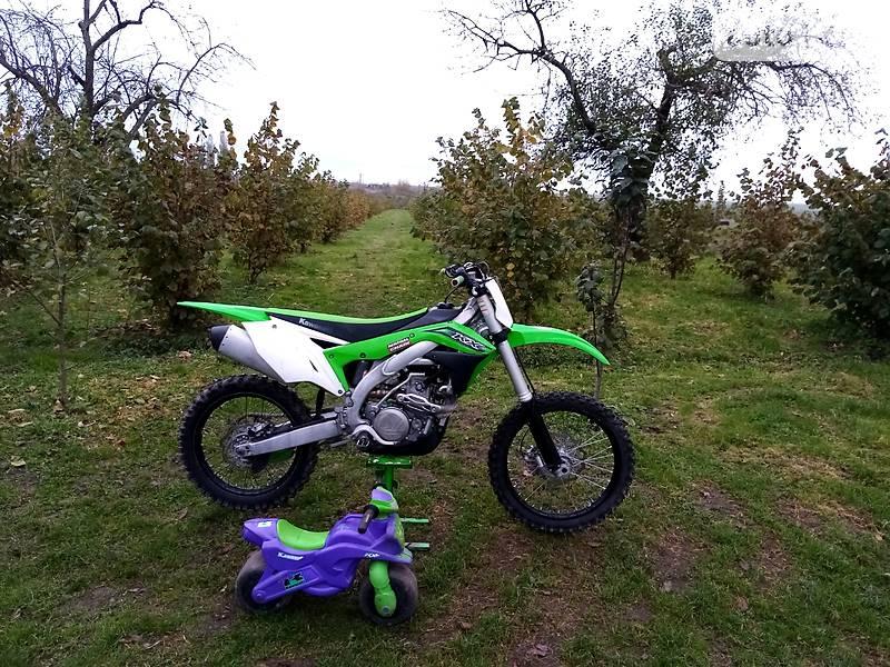 Kawasaki KFX 450R 2016 в Владимир-Волынском