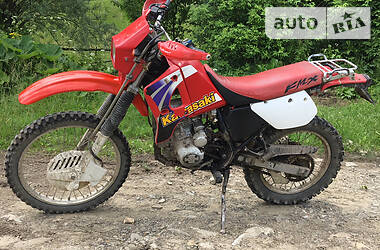 Kawasaki KMX 2000 в Рахове