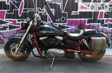 Kawasaki Mean Streak  2006