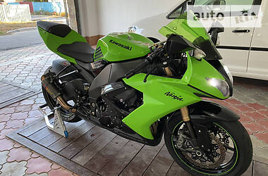 Kawasaki Ninja 1000 ZX-10R 2008 в Черкассах