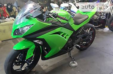 Kawasaki Ninja 300 2016 в Киеве