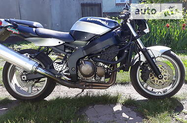 Kawasaki Ninja 600 ZX-6R 2000 в Прилуках