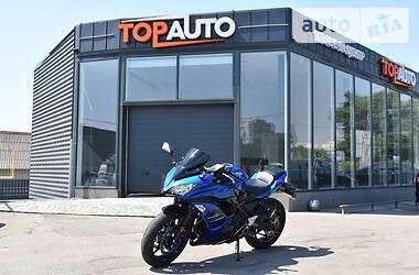 Мотоцикл Спорт-туризм Kawasaki Ninja 650R 2017 в Запорожье