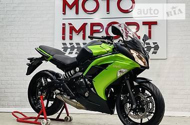 Спортбайк Kawasaki Ninja 650R 2017 в Одессе