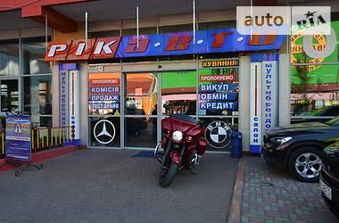 Kawasaki Voyager 2011 в Львове