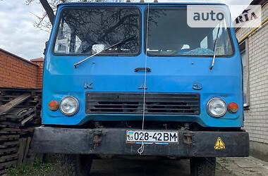 КАЗ 608 1987 в Владимир-Волынском
