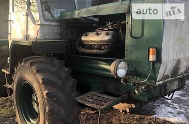 ХТЗ Т-150К 1993 в Каменке-Бугской
