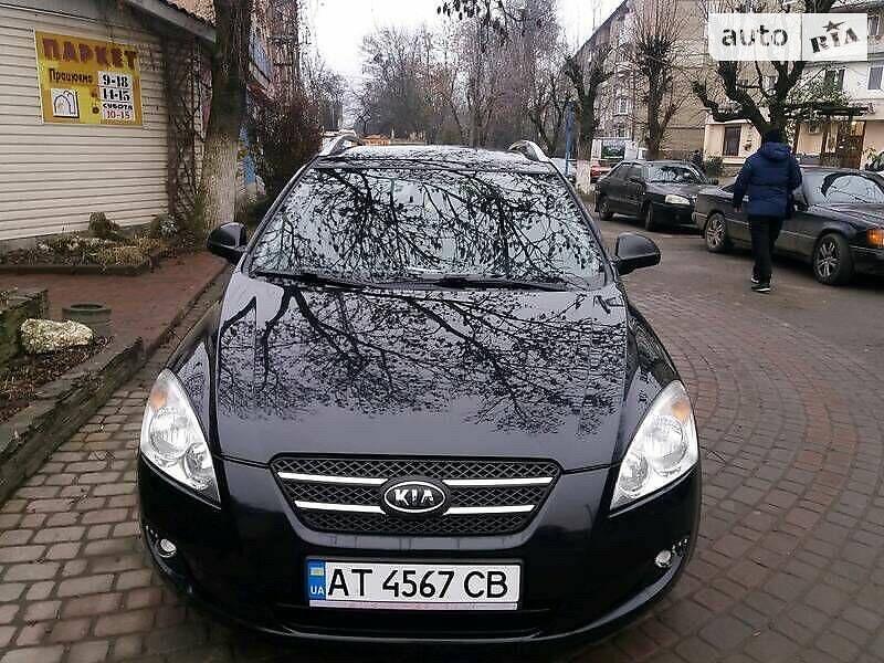 Kia Ceed 2008 в Ивано-Франковске