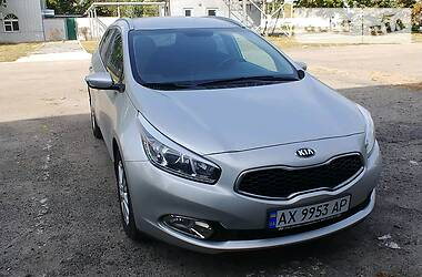Kia Ceed 2013 в Харькове