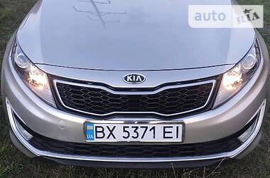 Kia Optima 2012 в Каменец-Подольском