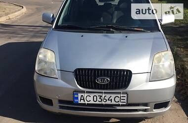 Kia Picanto 2005 в Луцке