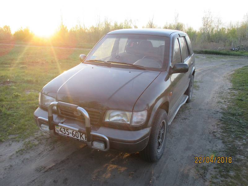 Kia Sportage 1996 в Новомосковске