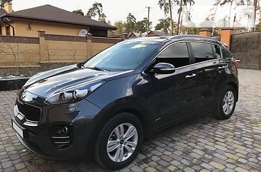 Kia Sportage 2.0 CRDI AWD 6AT