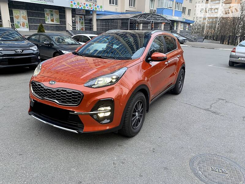 Kia Sportage 2018 в Києві