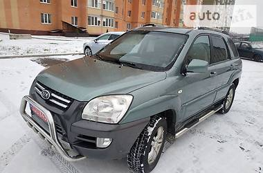 Kia Sportage 2006 в Луцке