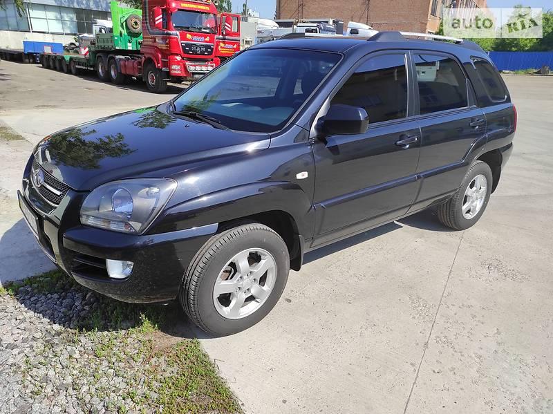 Унiверсал Kia Sportage 2008 в Полтаві