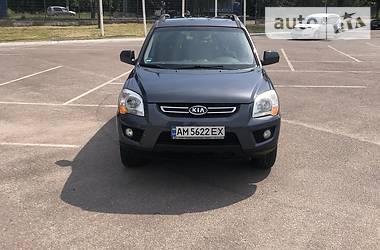 Внедорожник / Кроссовер Kia Sportage 2009 в Житомире