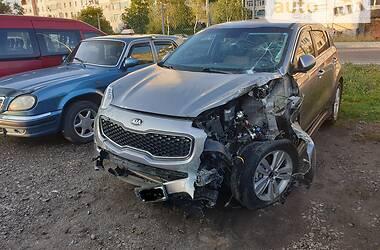 Внедорожник / Кроссовер Kia Sportage 2016 в Львове