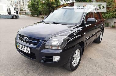 Внедорожник / Кроссовер Kia Sportage 2008 в Запорожье