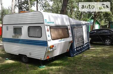 Knaus 525 1983 в Новоселице