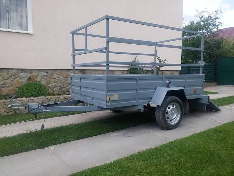Для перевезення тварин - прицеп Knott 31 2012 в Радехові
