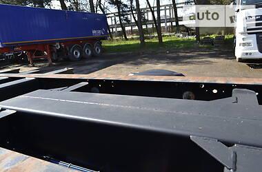 Контейнеровоз полуприцеп Kogel S 24 2014 в Хусте
