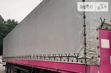 Тентований борт (штора) - напівпричіп Kogel SN 24 2007 в Львові