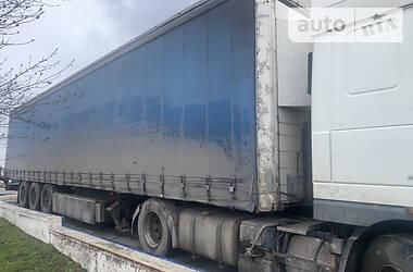 Фургон полуприцеп Kogel SNCO 24 2001 в Днепре