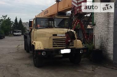 КрАЗ 250 1994 в Кременчуге