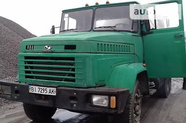 КрАЗ 255 1991 в Кременчуге