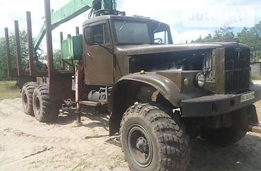 КрАЗ 255 1986 в Киеве