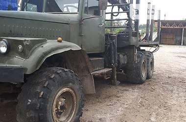 КрАЗ 255 1983 в Шостке