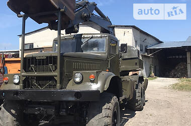 КрАЗ 255 1980 в Глухове